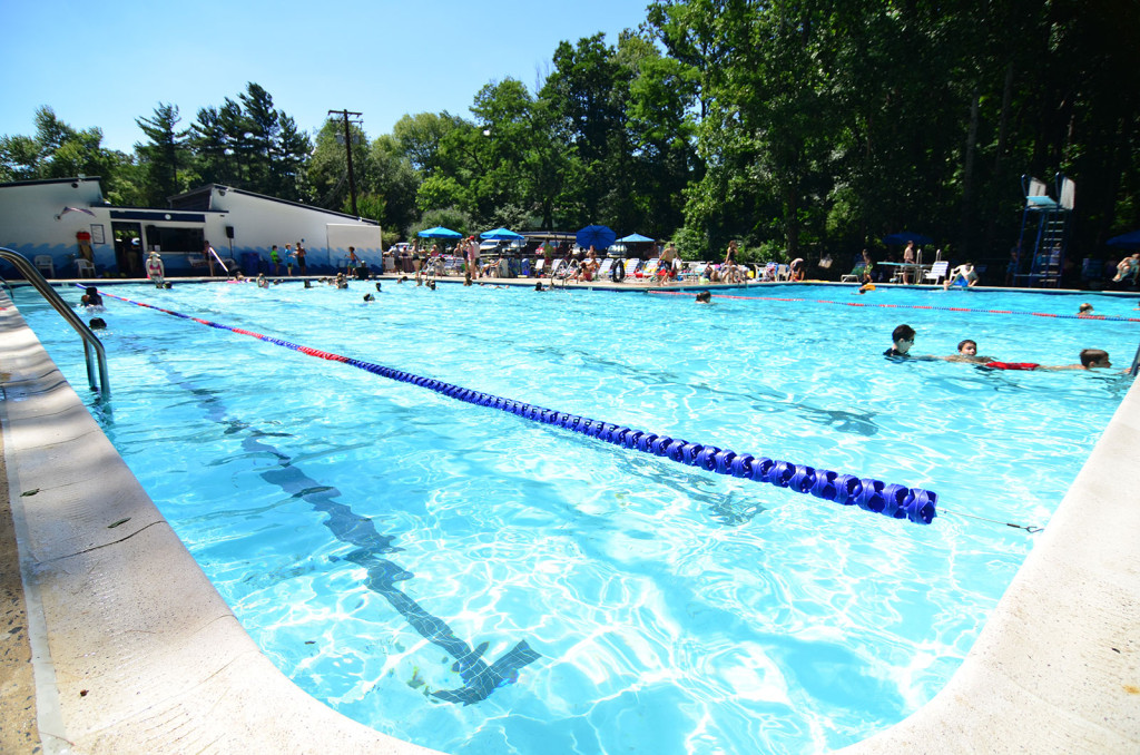 Forest Knolls Pool